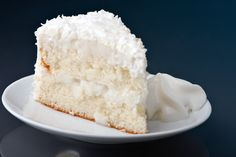 These coconut desserts are a great way to satisfy your sweet tooth. Easy and enjoyed by everyone!   1. Old-Fashioned Coconut Cream Pie  kitchme.comIt's ha