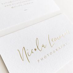 Branding / gold on white / by @paigetuzee_designs