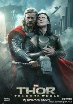 Thor: The Really Really Dark World *lol* where did this come from?