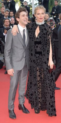 The Best of the 2015 Cannes Film Festival Red Carpet - Sienna Miller from #InStyle in Sonia Rykiel.