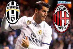 Vì Juventus, Morata sẽ từ chối gia nhập AC Milan
