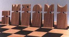 Original Chess Set Design Gallery