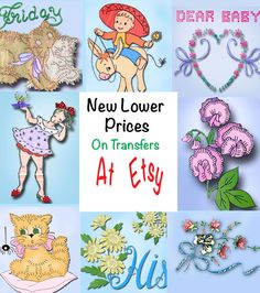 Vintage4me2 is expanding.  Today marks the Grand Opening of our Etsy shop.  Check out our new embroidery transfers and sewing patterns.  Use the code GRAND2015 at checkout for 25 percent off.