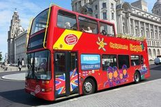 City Sightseeing Tour for 2 - Upgrade for Xmas Tour!