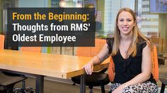 From the Beginning: Thoughts from RMS' Oldest Employee I joined Advanced Healthcare Partners (AHP), Regenerative Medicine Solutions' (RMS) predecessor, in September of 2012. I am currently the company's oldest employee, after our founding partners of course. Here are some of my reflections on what I've learned as RMS' oldest employee. You get exposure to everything....