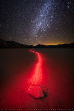 """Red Racer - Finally made it out to the Racetrack in Death Valley 