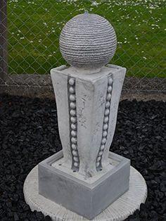 Springbrunnen Modern mit Becken und Kugel aus Steinguss, ... https://www.amazon.de/dp/B01E4JP17O/ref=cm_sw_r_pi_dp_x_DzM9yb5ARY319