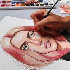 Victoria Kagalovska (@victoria_kagalovska) • Світлини та відео в Instagram Watercolor Tattoo, Halloween Face Makeup, Instagram, Victoria, Art, Art Background, Kunst, Gcse Art, Temp Tattoo