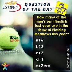 And can you tell us which player(s)? ☺🤗⠀ #etennisleague #usopenquiz #etennisleaguenation #usopen #tennis #tennislove #tennislife #tennistournament #tennisplayer #tennisplayers #tennispro
