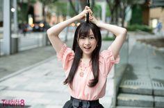 AKB48 Team 8 の私服グラビアが、連載としてスタート! 永野芹佳  毎週土曜日、日曜日に各2名づつ、厳選した撮りおろしグラビアを公開します。 ■…