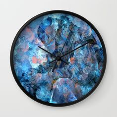 But For The Grace Of God Wall Clock by madeline_allen Clock, God, Wall, Collection, Watch, Dios, Praise God, Clocks, The Lord