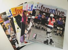 With any purchase at the shop you get to pick out your very own free copy of Five on Five magazine! #fiveonfive #rollerderby #sincityskates #rollerskate #derby #rollerderbygirls #skateshop #skatelife #magazines #sandiego #california #skate #wftda by sincityskates