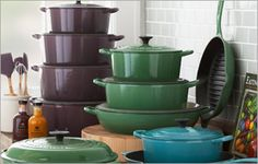 Drooling Le Creuset