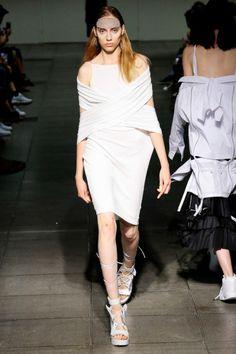Runway - SS16 - Hood by Air - New York Fashion Week