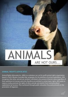 for a #vegan world