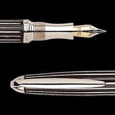 J B Fountain pen