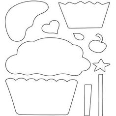Sweet treats on pinterest game art wayne thiebaud and for Sweet treats coloring pages