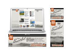 Rua Arnold | web campaign for OSU