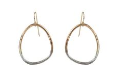 NEW!! gradient stone earrings [E299]   Colleen Mauer Designs