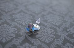 Up Balloon House 10mm Stud Earrings