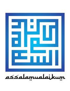 Tulisan Wassalamualaikum Arab : tulisan, wassalamualaikum, Kaligrafi, Assalamualaikum, Ideas, Image,, Islamic, Calligraphy,, Calligraphy