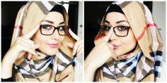 Tutoriel Hijab avec lunettes - Hijab with glasses Tutorial