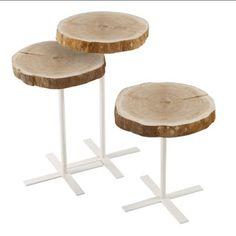 Ashbee Design: Stump Endings