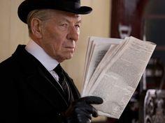 93歳となったシャーロック・ホームズ、男の生きざまを描く興味深くも、言い換えるとシャーロキアンに挑むかのような着想『Mr.ホームズ 名探偵最後の事件』©Agatha A Nitecka / SLIGHT TRICK PRODUCTIONS