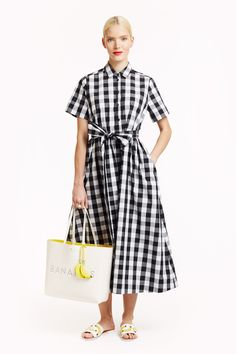 Kate Spade New York Pre-Fall 2016 Collection - Vogue