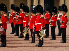 Wachablöse Buckingham Palace