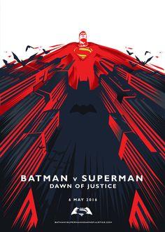 Batman V Superman    Şafak Şimsek