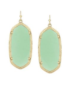 Tonight is our lucky night, ladies! Kendra Scott is offering 15% off green jewels tonight from now until midnight with code LUCKYYOU