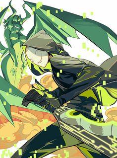 Wallpaper Virtual Hero 2 La Torre Imposible, ElRubiusOMG