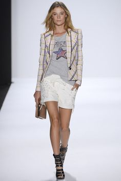 Rebecca Minkoff Spring 2013 Ready-to-Wear/New York.