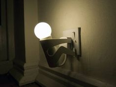 weird lamp, but I want one...