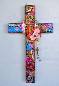 Dio Los Muertos Virgen de Guadalupe  Mexican Art by OliviabyDesign, $16.00