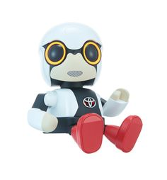 Toyota wants this baby robot to be your friend - http://wqad.com/2016/10/03/toyota-wants-this-baby-robot-to-be-your-friend/