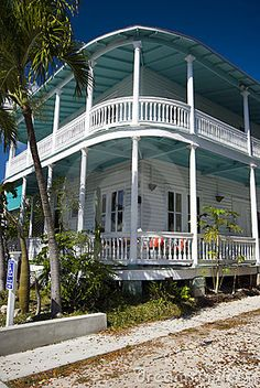 Casa típica Key West la Florida