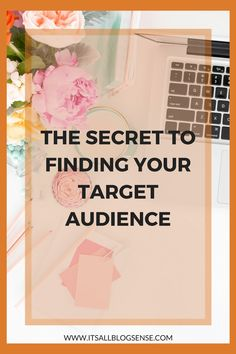 You might think you know who your target audience is, and you probably have a general idea, but with this article you can learn truly how to find your target audience. You will be able to narrow down exactly who your target audience is and who you're talking to so you can start to connect more with the readers who belong on your site. Get yourself a free 19-page workbook to help really get to know who your target audience is.