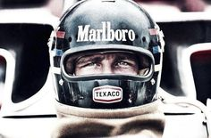 James Hunt; to call him a bit of a playboy would be an understatement. A real character, didn't give a damn what people thought about his lifestyle. Gone too soon!