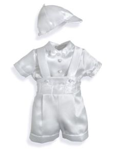 My baby boy's Baptism outfit :)