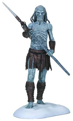 Game of Thrones White Walker Figure (Games of Thrones)