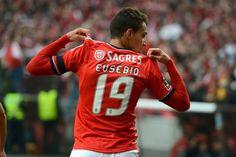 Rodrigo (19) | Benfica - Porto (2-0) - 15ª Jornada Campeonato | Conseguimos liderança isolada! Vamos Benfica! Vitória dedicada ao nosso rei Eusébio ❤️⚽️ (12/01/14)
