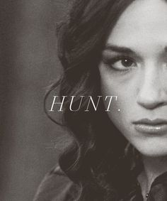 Allison Argent... she is so cool!!!