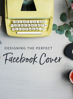 This is that site w/Templates Stephanie recommended for Media Kit...How to Design The Perfect Facebook Cover #Livestreaming #socialmedia