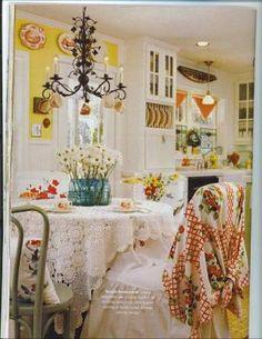 ★★~ Cherry Hill Cottage Blog ~★★                                                 #kitchen