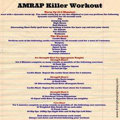 AMRAP 1