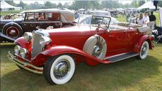 1931 Chrysler Imperial Phaeton