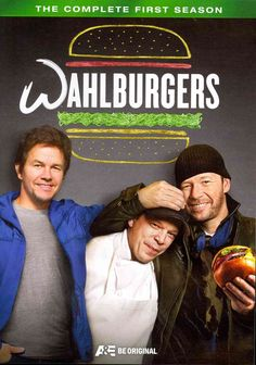 Wahlburgers: The Complete First Season (Things I really don't need but must have...this goes in that list! LOLOLOL!!)