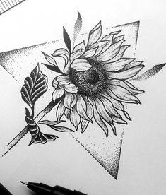 Desenho criado por Túlio Vieira (nohugsttt) de Niterói, RJ.    #desenho #drawing #pretoebranco #tatuagem #tattoo Bear Tattoos, Mom Tattoos, Cute Tattoos, Body Art Tattoos, Tatoos, Flower Mandala, Flower Art, Custom Temporary Tattoos, Sunflower Tattoos